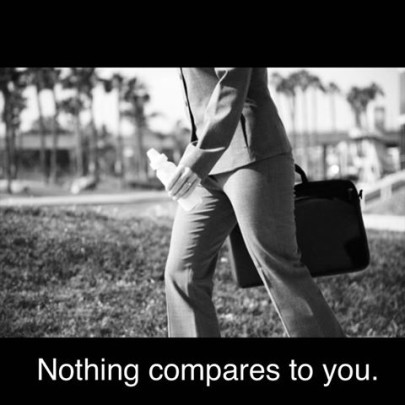 NOTHING COMPARES TO YOU 2